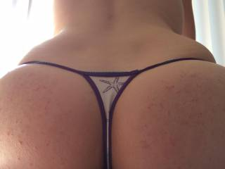 My new thong