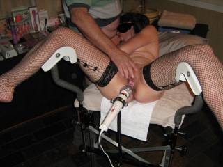 Total hands free orgasm and BJ combo