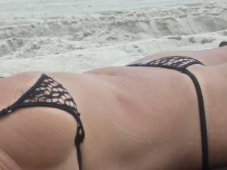 Some side boob.