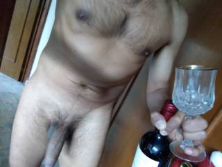 Would you want to celebrate with me in the bed while wine and fucking very naughty? After the chimes of the New Year and the celebration, my first desire is having sex in the first minutes. HAVE A HORNY 2019!!