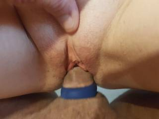 Needs a tounge on this clitty now...