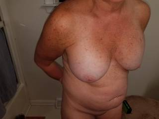 Who wants to put their dick between these titties?