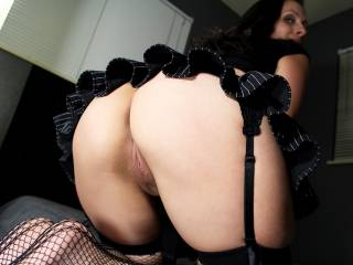 Nice....I will fuck that ass like no tomorrow...irresistible ..damn you re fine...