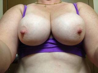 They are the most amazing tits I have ever had
