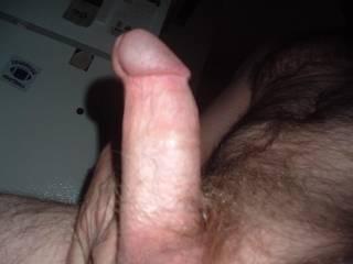Pretty Peter and a Fuzzy Chest to Rubb my Tits over...mmmmmmmmmmm