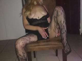 Wife feeling sexy turn me on big time