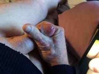 Sexy tits I had to cum.