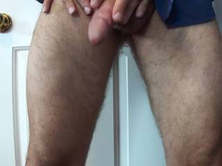 taken some time ago but downloaded especially for a lovely lady to not only allow her and others to see more of my COCK, to show for her but to demonstrate how I keep it smooth, well maintained and therefore very nice to touch and suck... want to help me