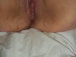 Always for such a great looking pussy and not far away... x