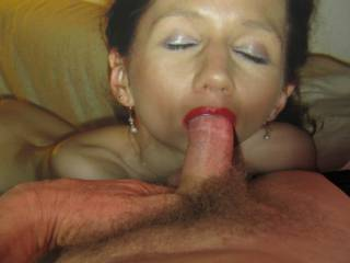 cocking a lovely sweet girl\'s willing face
