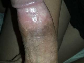 That's a nice thick cock. Would be fun to work that over with you!