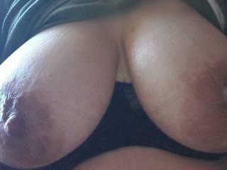 nice tits with big nipples