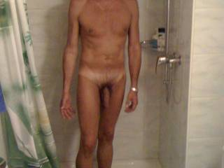 here you can see more of him after shower, i was like to watch him, and we have do other things after take this pics ;-)