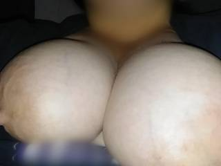 My big tits needs a good titty fuck and a tribute what do you think???😍😍
