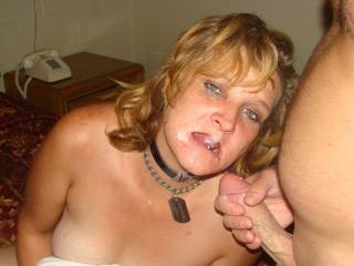 Never  knew there was such a hot slut in Alvarado, looks like she is a good cocksucker too. I just wonder if she likes it in the ass?