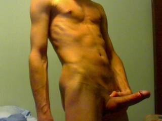 in my mouth in my pussy in my ass on every inch of my body i would get all over your hot naked body n cock
