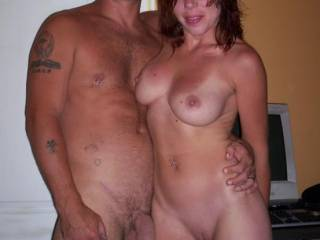totally naked Ms&Mr.Dirty