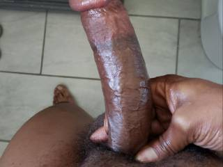 Pretty black dick
