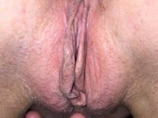 She loves showing her pussy to men and women
