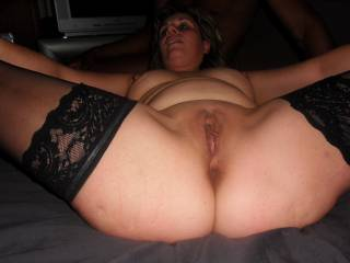 My pussy open for you