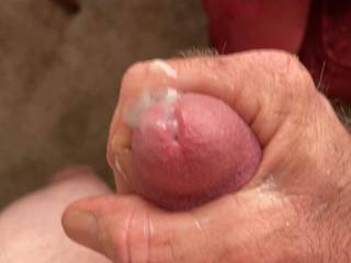 Small cumshot. If your in NC and want to hook up, drop me a note.