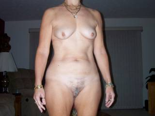 I hope you like my naked mature wife. She is a very real, classy woman who just loves fucking other men and has had a number of them, including my best friend. I am very proud of her and love knowing how she puts out to please a man. Would you fuck her?