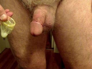 would like to suck that soft limp cock back to hard