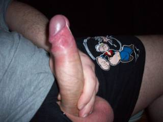 I like it when big dicks just pop out.