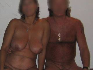 WAUW....would love to take your cock in my mouth and make it big and hard before uoy fuck my wet pussy...while my hubby suck and bite your mrs nipples and eat her pussy...