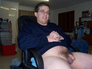 A photo of my dick soft