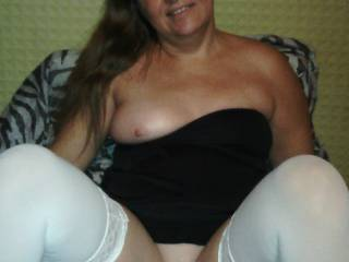 white stockings continued