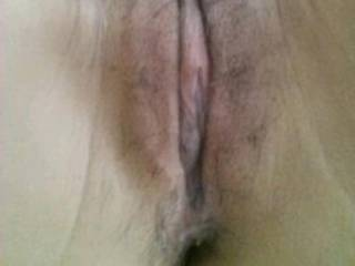 A little hair never scares me... U? I see a little cum dripping down too :)