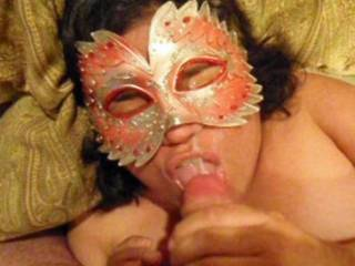 Two huge facial cumshots...now I want it in my mouth!