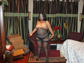 You want some of this?  You better be sure...this mature bbw will wear out your cock!