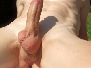 """a really good pic..  and """"he"""" is shaved wel.. It seems to be nice for a hand or blowjob"""