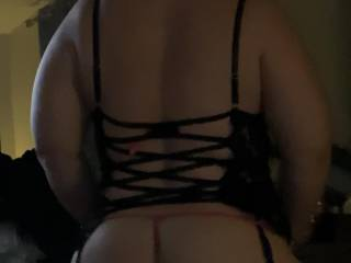 Getting sexy before getting anal fucked my tight hole by hubby and friend.