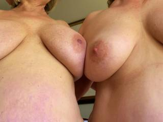 Tit for Tat and Double Titty Bliss!