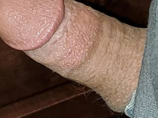 Pulled husband cock out from his pants at a store dressing room to suck on it