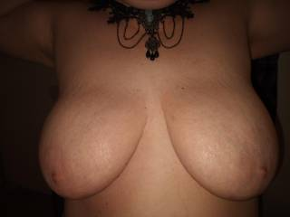 My tits are here for your enjoyment
