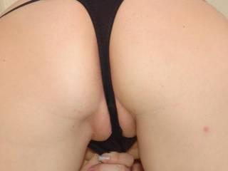 Danielle\'s fat little ass...