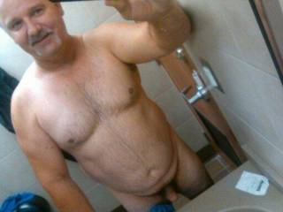good looking man  very sexy body The kind we like to have join us  mmmmmmmm
