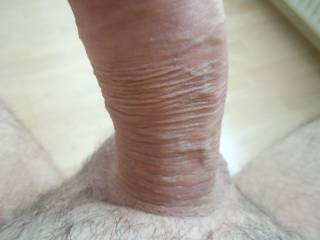 mmmmm nice shaft! it would be a pleasure to share licking and sucking you with your Mrs. How nice it would be to feel her lips and tongue against mine as we work all over that nice hard cock till we make him cum mmmmm
