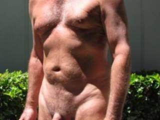 Should I put sun tan lotion on Mr. Floridaman's cock?  From Mrs. Floridaman