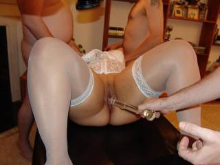 vow, when my cock is ready using toys is useless. that sweet pussy must be fucked by cock only