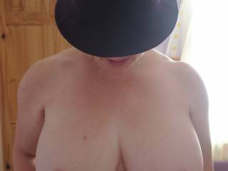 Hi there...love your big firm tits...love to meet them someday...