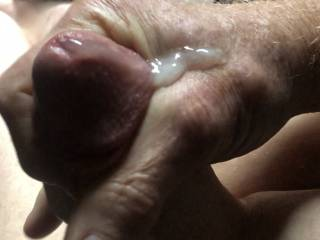 Feels so good to have an orgasm.