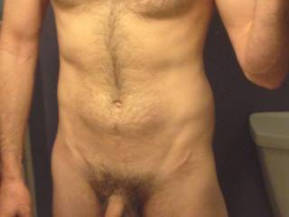 Does anyone like the natural look. Hairy, not trimmed or shaved.