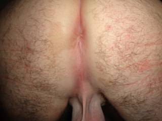 i'd love to fuck your ass while your wife watches