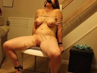 restrained and bound