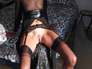 Here I am again, legs spread........Naughty and ready to be fucked !